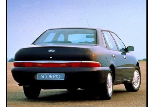 FORD Scorpio sedan czarny tylny prawy