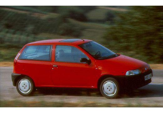 FIAT Punto 60 SX Hatchback I 1.3 60KM (benzyna)
