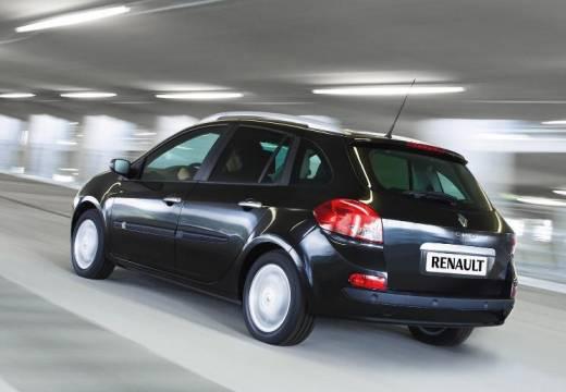 RENAULT Clio III Grandtour I kombi niebieski jasny tylny lewy