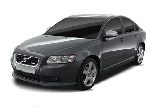 VOLVO S40 V sedan szary ciemny