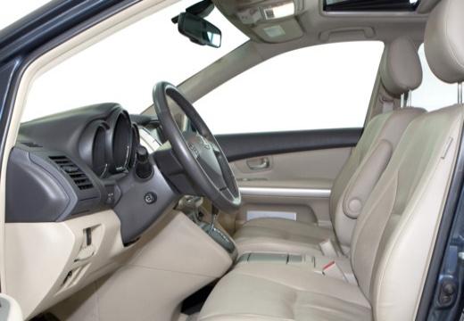 LEXUS RX 300 II kombi niebieski jasny wnętrze