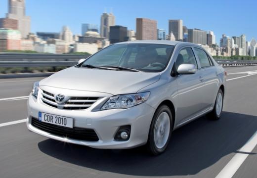 Toyota Corolla 2.0 D-4D 2010 Sedan II 126KM (diesel)
