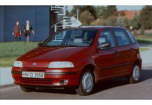 FIAT Punto 1.7 TD SX Hatchback I 70KM (diesel)