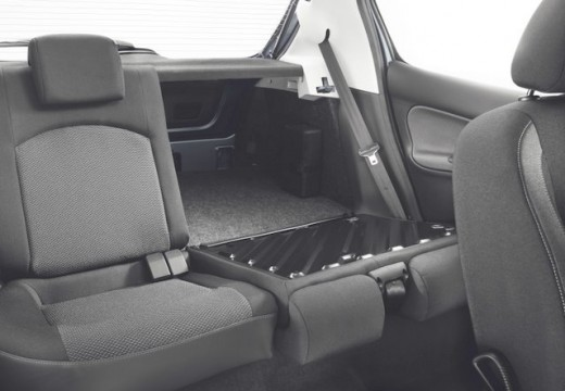 PEUGEOT 206+ hatchback wnętrze