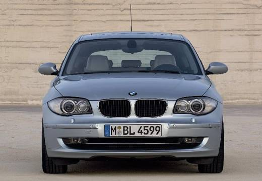 BMW Seria 1 Hatchback E81